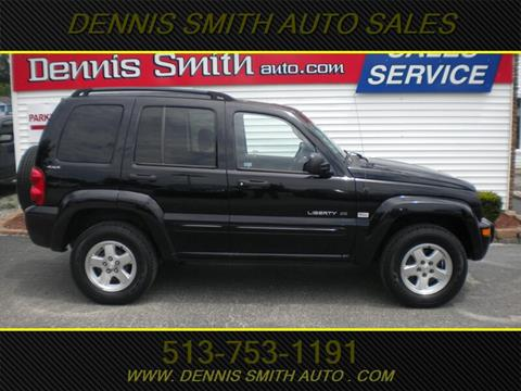 2002 Jeep Liberty for sale in Amelia, OH