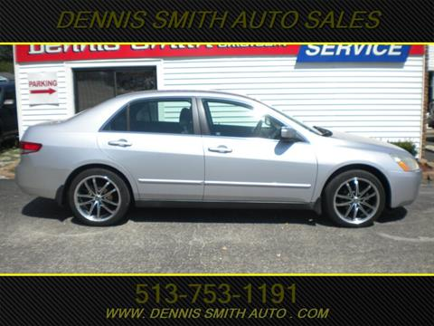 2004 Honda Accord for sale in Amelia, OH