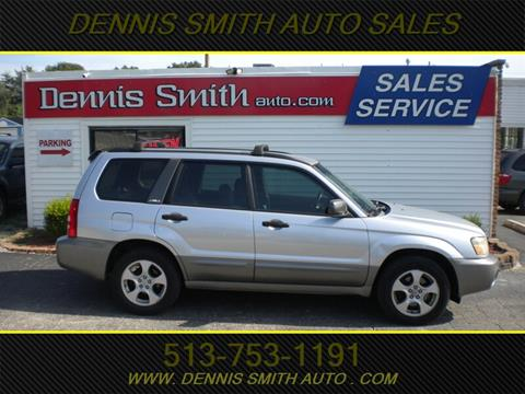 2003 Subaru Forester for sale in Amelia, OH