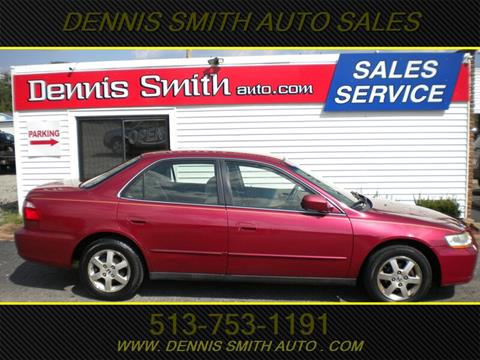 2000 Honda Accord for sale in Amelia, OH