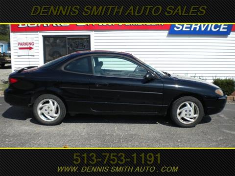 2002 Ford Escort for sale in Amelia, OH