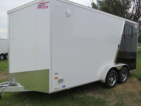2018 American Hauler 7 x 16 Cargo for sale in Albert Lea, MN