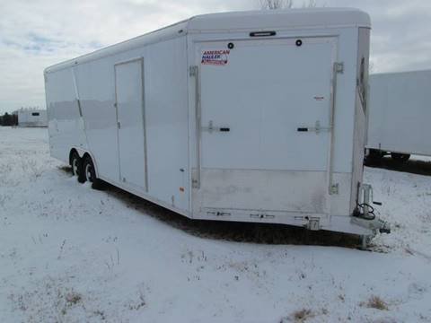 2019 American Hauler AWAFX8526TA3 for sale in Albert Lea, MN