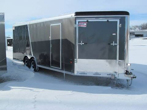 2019 American Hauler 8.5 X 26 COMBO for sale in Albert Lea, MN