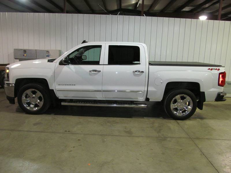 2018 Chevrolet Silverado 1500 for sale at Flaherty's Hi-Tech Motorwerks in Albert Lea MN