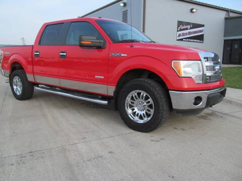 2014 Ford F-150 for sale at Flaherty's Hi-Tech Motorwerks in Albert Lea MN