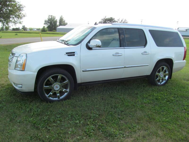 2007 Cadillac Escalade ESV for sale at Flaherty's Hi-Tech Motorwerks in Albert Lea MN