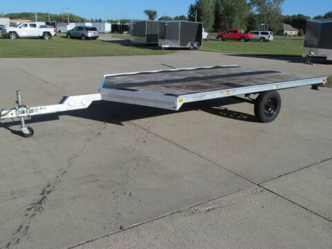2013 H&H 102' X 12' SNOW TRAILER for sale at Flaherty's Hi-Tech Motorwerks in Albert Lea MN