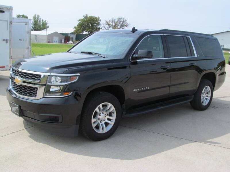 2019 Chevrolet Suburban for sale at Flaherty's Hi-Tech Motorwerks in Albert Lea MN