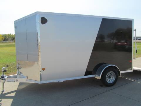 2021 EZ-HAULER 6 X 12 CARGO for sale at Flaherty's Hi-Tech Motorwerks in Albert Lea MN
