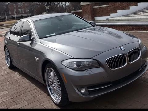2011 BMW 5 Series for sale in Indianapolis, IN