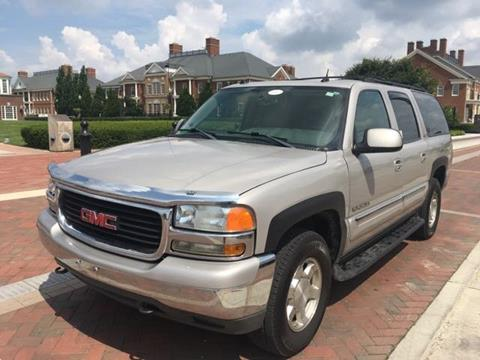 2004 GMC Yukon XL for sale in Indianapolis, IN
