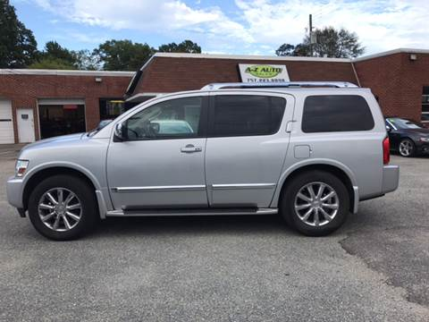 2010 Infiniti QX56 for sale in Newport News, VA