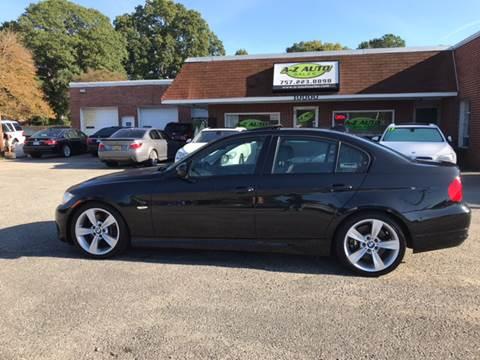 2011 BMW 3 Series for sale in Newport News, VA