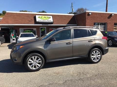 2014 Toyota RAV4 for sale in Newport News, VA