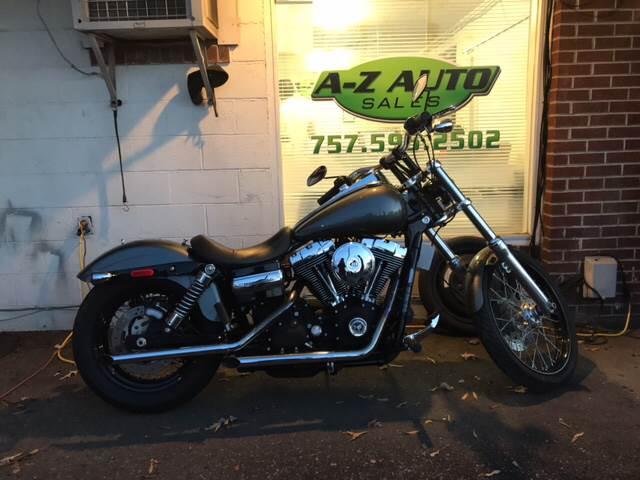 2010 Harley-Davidson Dyna Wide Glide - FXDWG