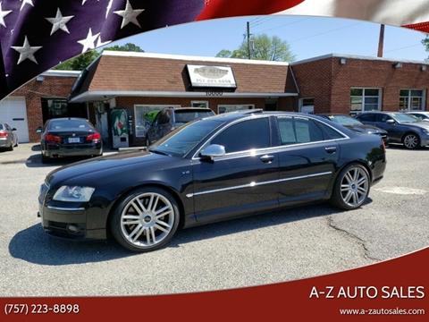 2007 Audi S8 for sale in Newport News, VA