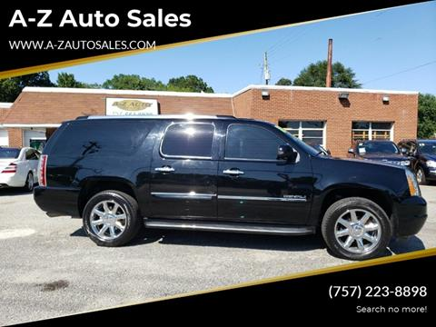 2011 GMC Yukon XL for sale in Newport News, VA