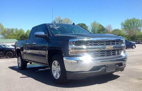2018 Chevrolet Silverado 1500 for sale at Morristown Auto Sales in Morristown TN