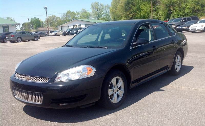2014 Chevrolet Impala Limited for sale at Morristown Auto Sales in Morristown TN