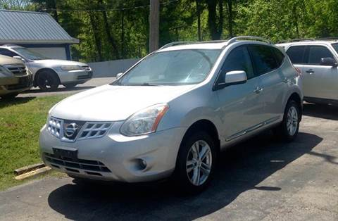 2013 Nissan Rogue for sale at Morristown Auto Sales in Morristown TN
