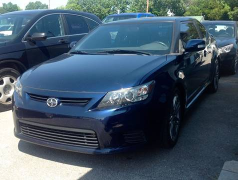 2011 Scion tC for sale at Morristown Auto Sales in Morristown TN