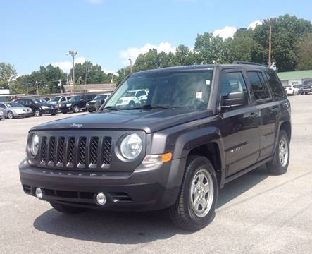 2015 Jeep Patriot for sale at Morristown Auto Sales in Morristown TN