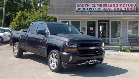 2016 Chevrolet Silverado 1500 for sale at Morristown Auto Sales in Morristown TN