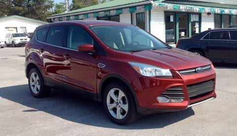 2015 Ford Escape for sale at Morristown Auto Sales in Morristown TN