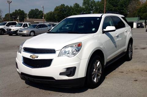 2014 Chevrolet Equinox for sale at Morristown Auto Sales in Morristown TN