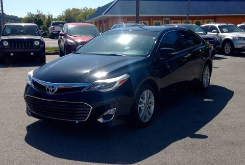 2014 Toyota Avalon for sale at Morristown Auto Sales in Morristown TN