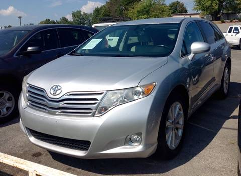 2012 Toyota Venza for sale at Morristown Auto Sales in Morristown TN