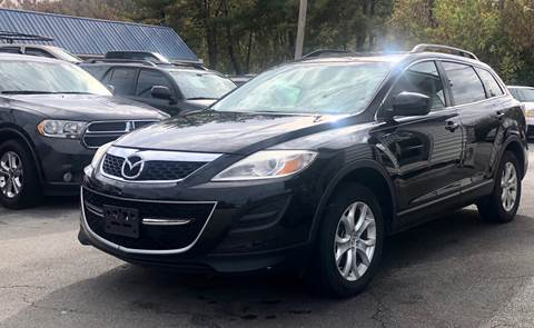2012 Mazda CX-9 for sale at Morristown Auto Sales in Morristown TN
