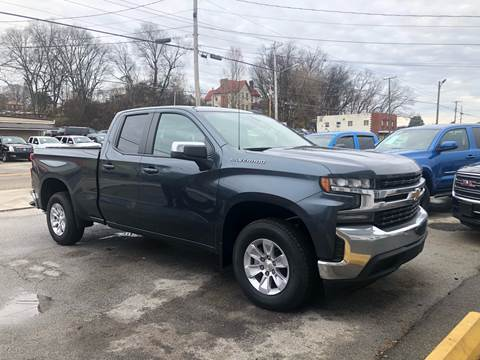 2020 Chevrolet Silverado 1500 for sale at Morristown Auto Sales in Morristown TN