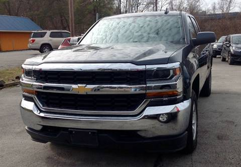 2019 Chevrolet Silverado 1500 LD for sale at Morristown Auto Sales in Morristown TN