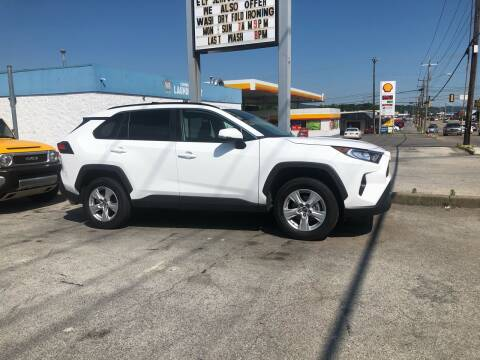 2019 Toyota RAV4 for sale at Morristown Auto Sales in Morristown TN