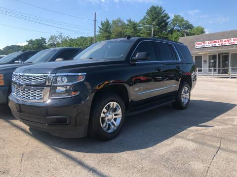 2017 Chevrolet Tahoe for sale at Morristown Auto Sales in Morristown TN