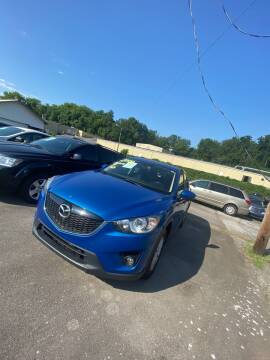 2013 Mazda CX-5 for sale at Morristown Auto Sales in Morristown TN