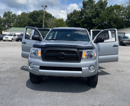 2011 Toyota Tacoma for sale at Morristown Auto Sales in Morristown TN