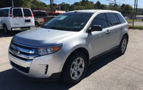 2013 Ford Edge for sale at Morristown Auto Sales in Morristown TN