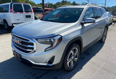 2019 GMC Terrain for sale at Morristown Auto Sales in Morristown TN