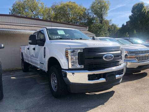 2018 Ford F-250 Super Duty for sale at Morristown Auto Sales in Morristown TN