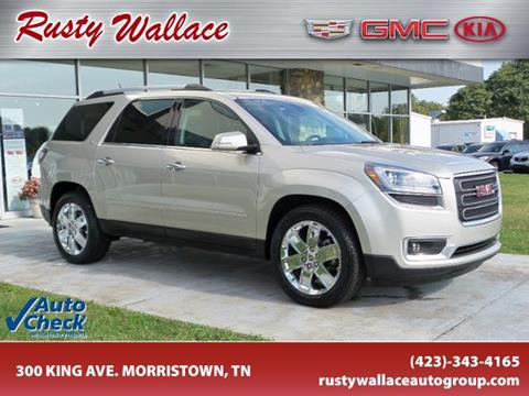 2017 GMC Acadia Limited for sale in Morristown, TN
