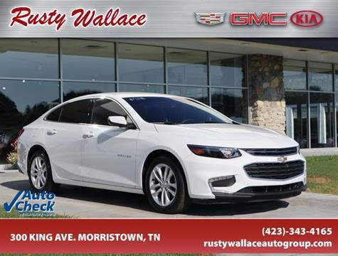 2016 Chevrolet Malibu For Sale At RUSTY WALLACE CADILLAC GMC KIA In Morristown  TN
