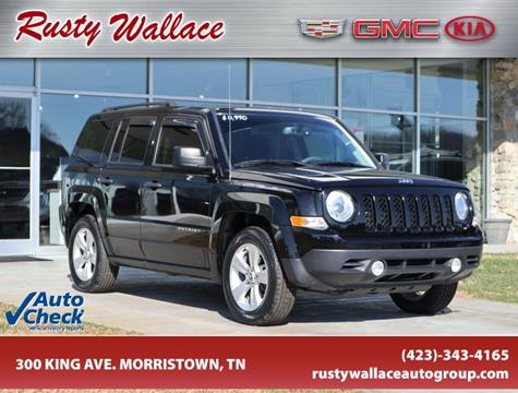 2016 Jeep Patriot for sale in Morristown, TN