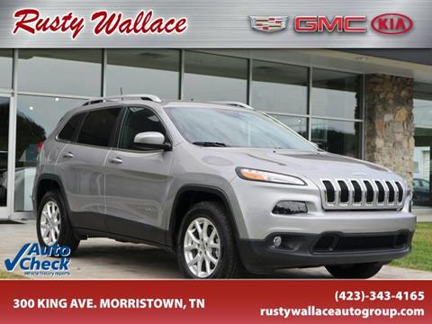 2018 Jeep Cherokee for sale in Morristown, TN