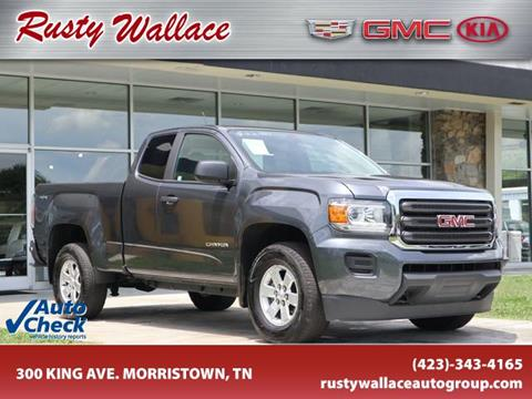 2017 GMC Canyon for sale in Morristown, TN