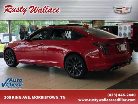 2020 Cadillac CT5 for sale at RUSTY WALLACE CADILLAC GMC KIA in Morristown TN