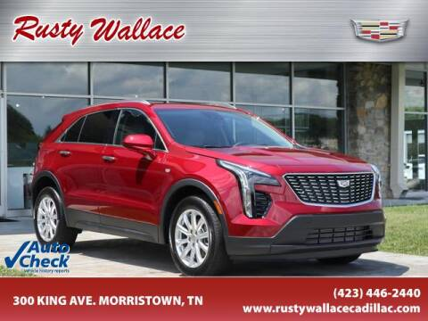 2020 Cadillac XT4 for sale at RUSTY WALLACE CADILLAC GMC KIA in Morristown TN
