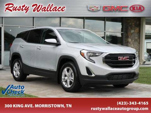 2020 GMC Terrain for sale at RUSTY WALLACE CADILLAC GMC KIA in Morristown TN